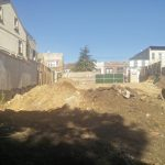 Site After Demo. 2017-10-31