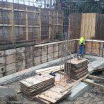 Foundation Work 11-08-2017